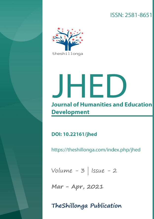 jhed cover page